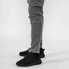 Terry Sweatpants - Grey - The GLD Shop