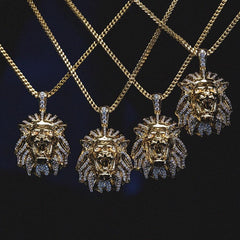 Iced Lion - The GLD Shop