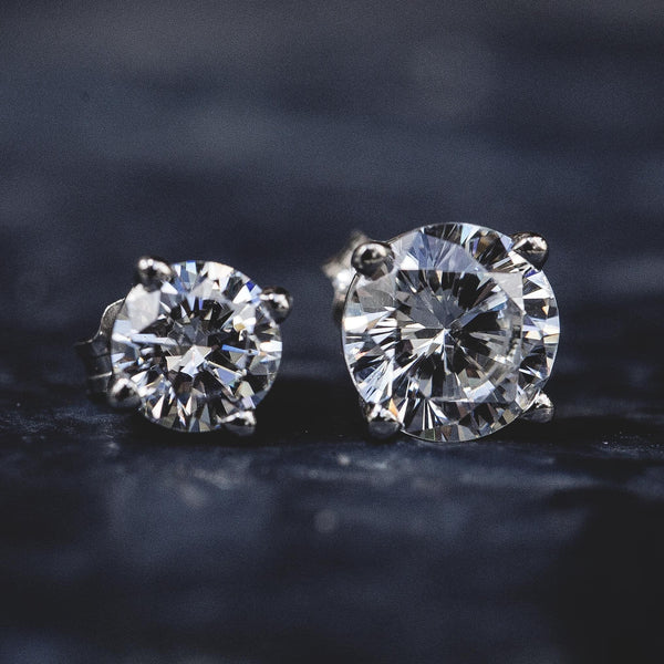 diamond royal earrings jewellery stud price lar rs haze earings starting
