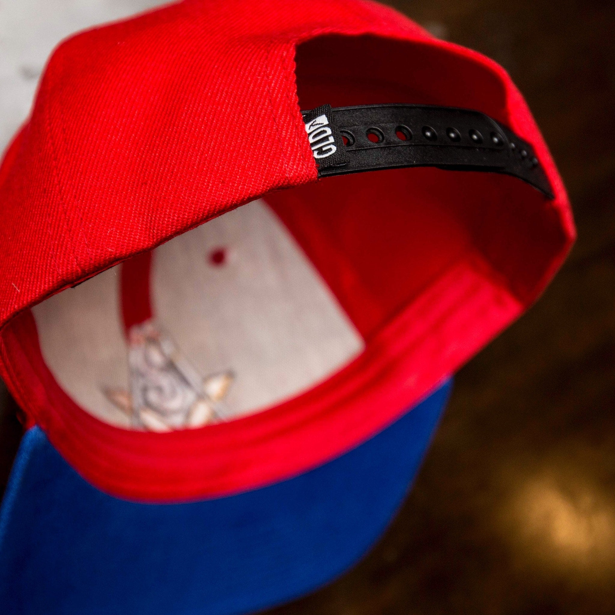 G-Cut Snapback - The GLD Shop