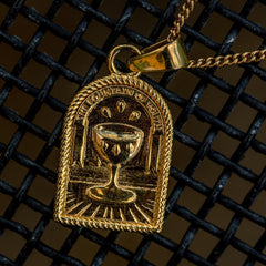 Fountain of Youth Pendant - The GLD Shop
