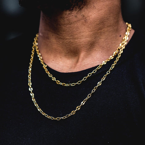 4.5mm Gucci Link Chain