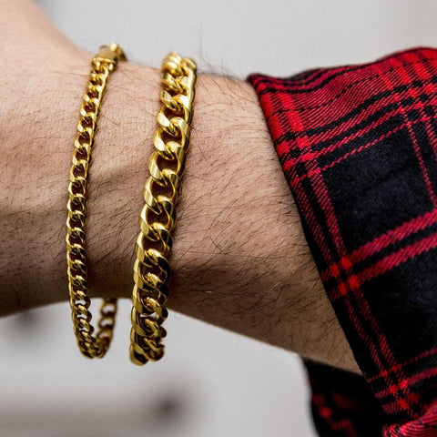 5mm Miami Cuban Link Bracelet - The GLD Shop