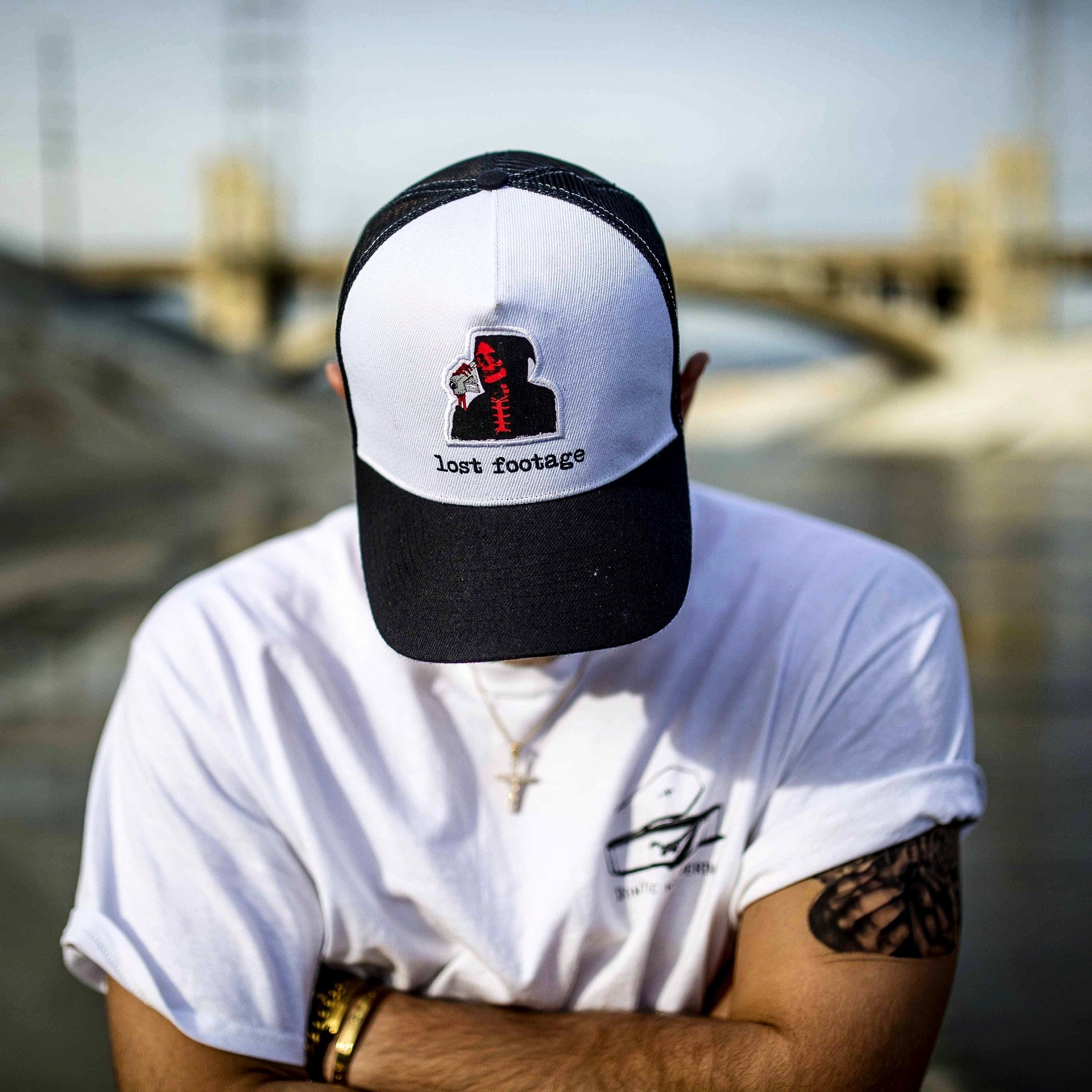 Lost Footage Trucker Snapback - The GLD Shop