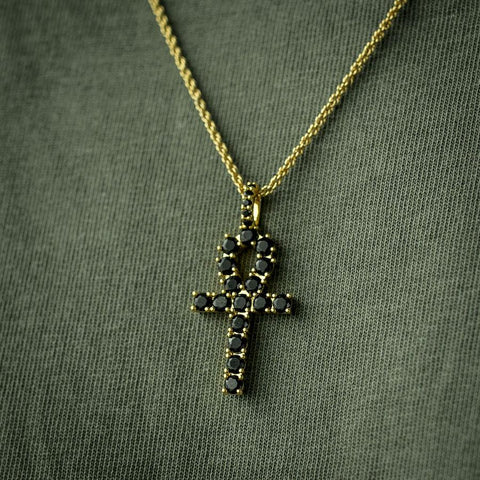 Black Diamond Ankh
