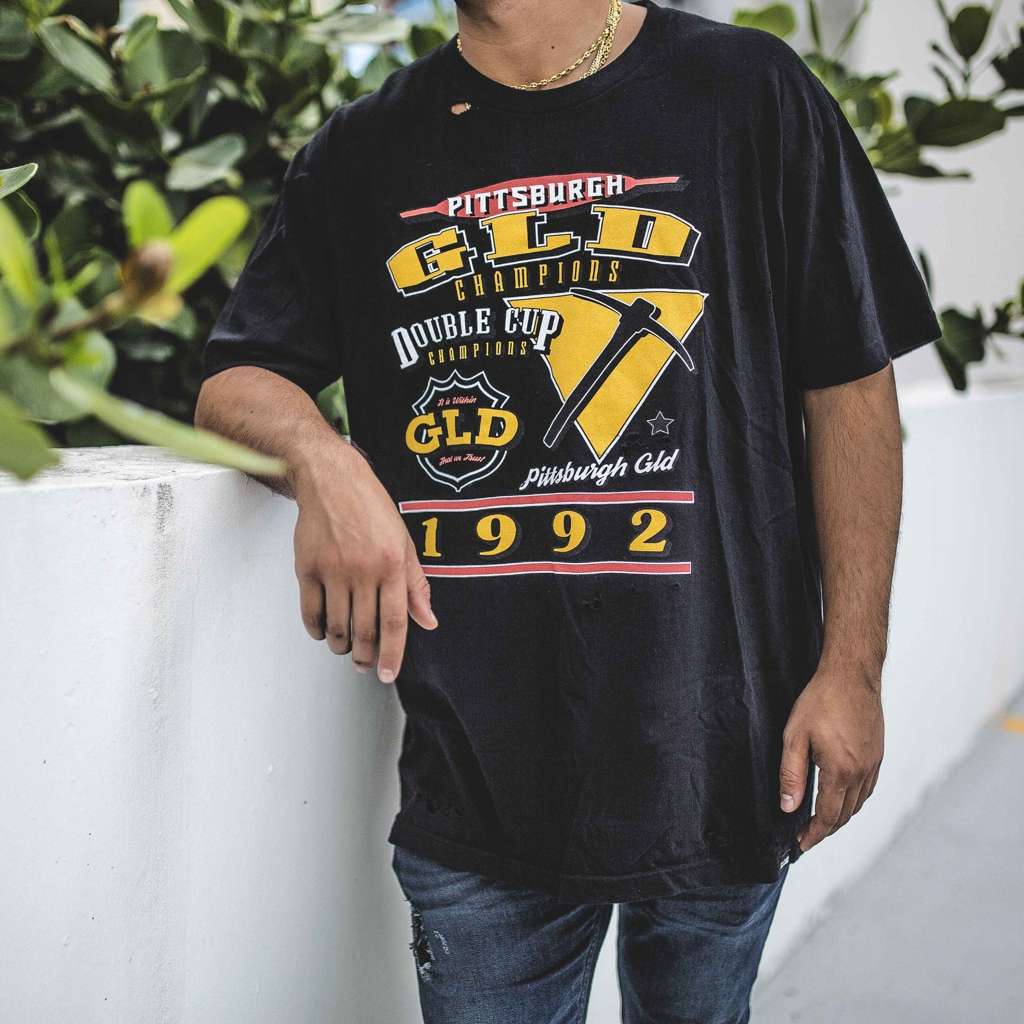 GLD Championship Shirt - Pittsburgh - The GLD Shop