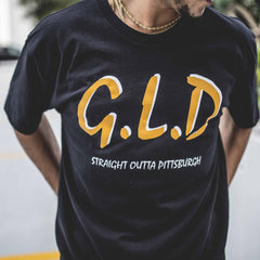 Straight Outta Pittsburgh Tee - The GLD Shop