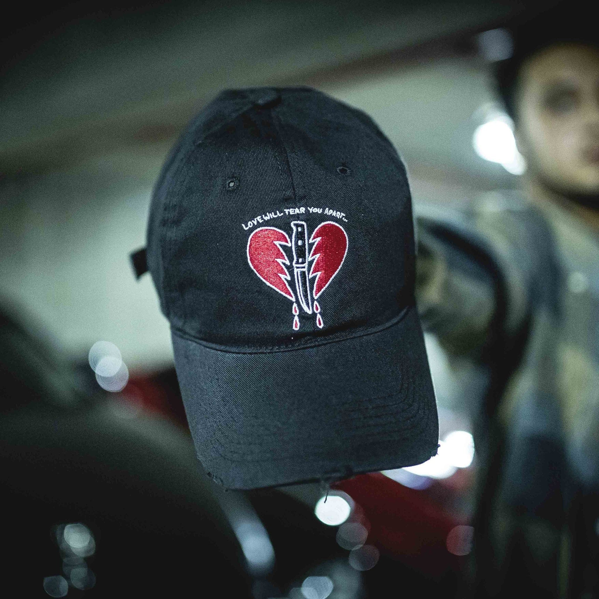 Love Will Tear You Apart Hat - The GLD Shop