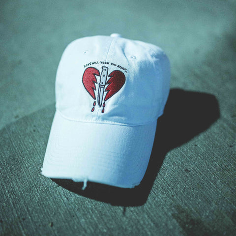 Love Will Tear You Apart Hat