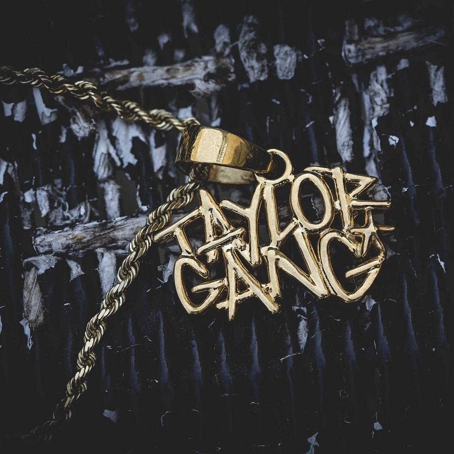 Official GLD x Taylor Gang Pendant