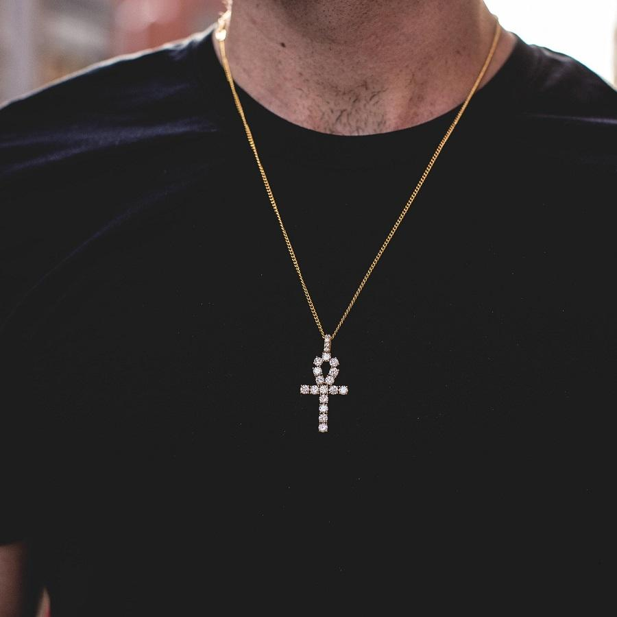 Ankh Necklace - The GLD Shop