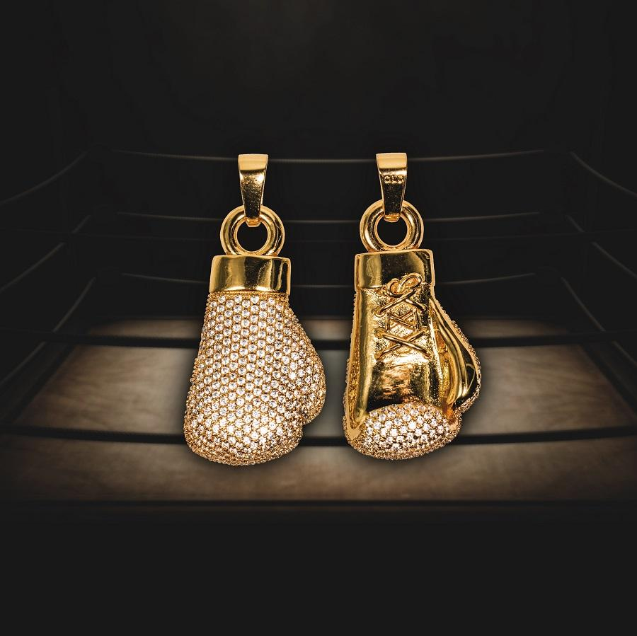 Iced Boxing Gloves - The GLD Shop