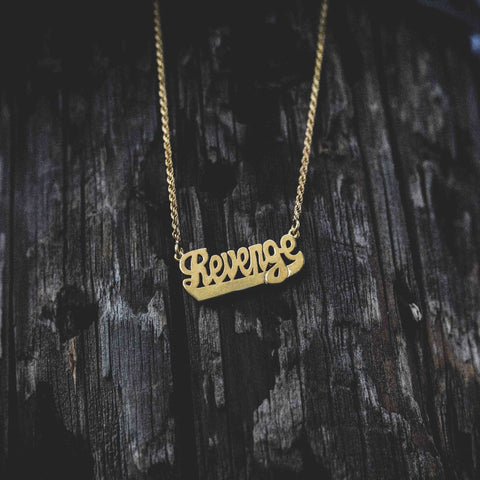 Revenge Pendant - The GLD Shop