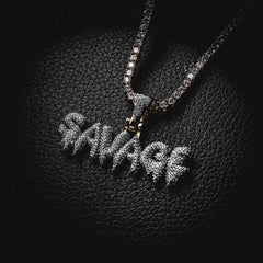 Savage Pendant