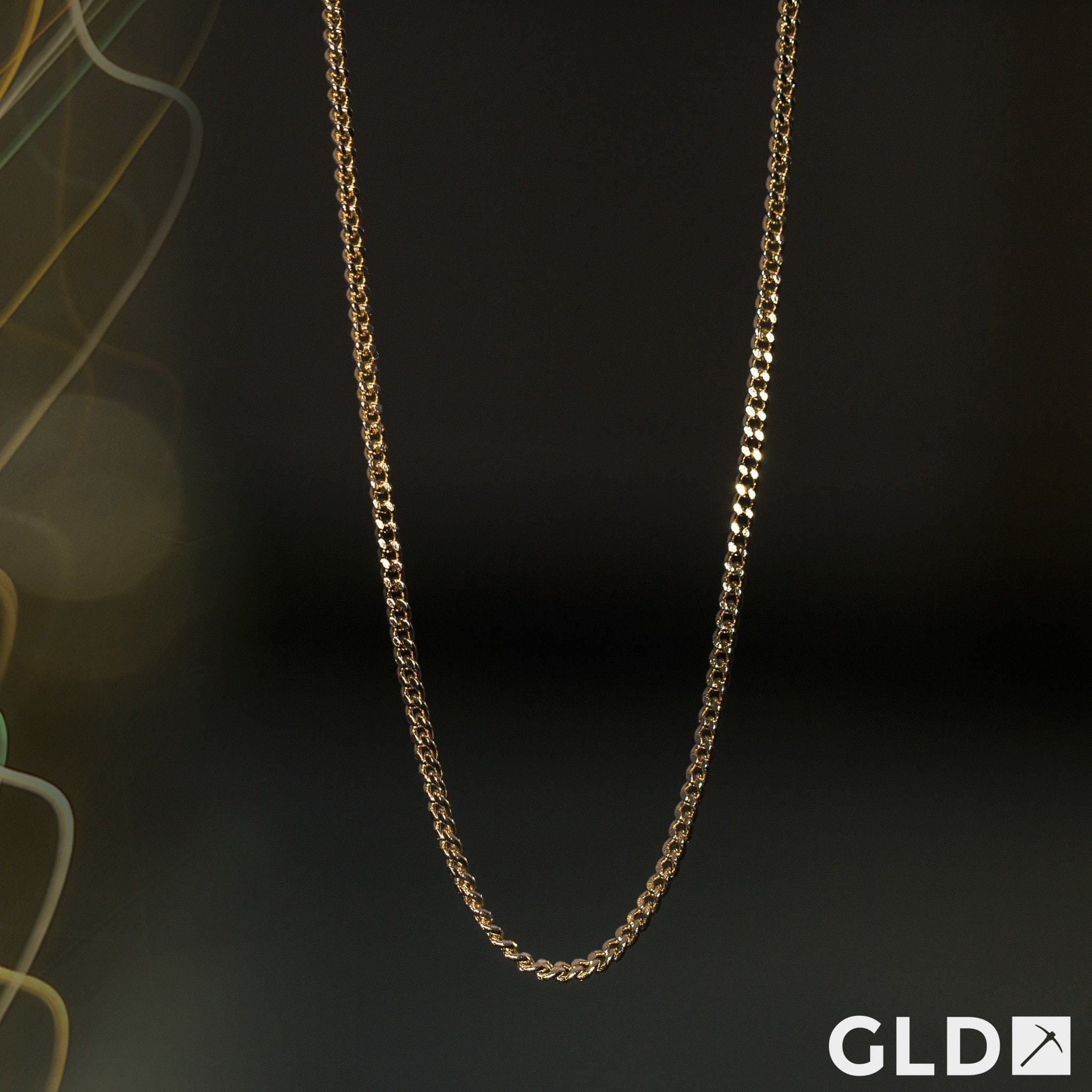 Micro Cuban (1.5mm) - The GLD Shop