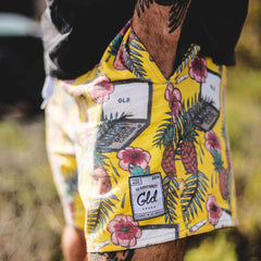 Lost Paradise Board Shorts - The GLD Shop