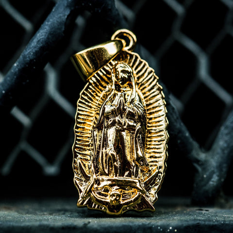 Lady of Guadalupe Pendant