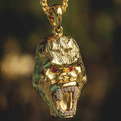 GLD Ape Pendant - The GLD Shop