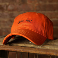 You Lost Strapback - The GLD Shop