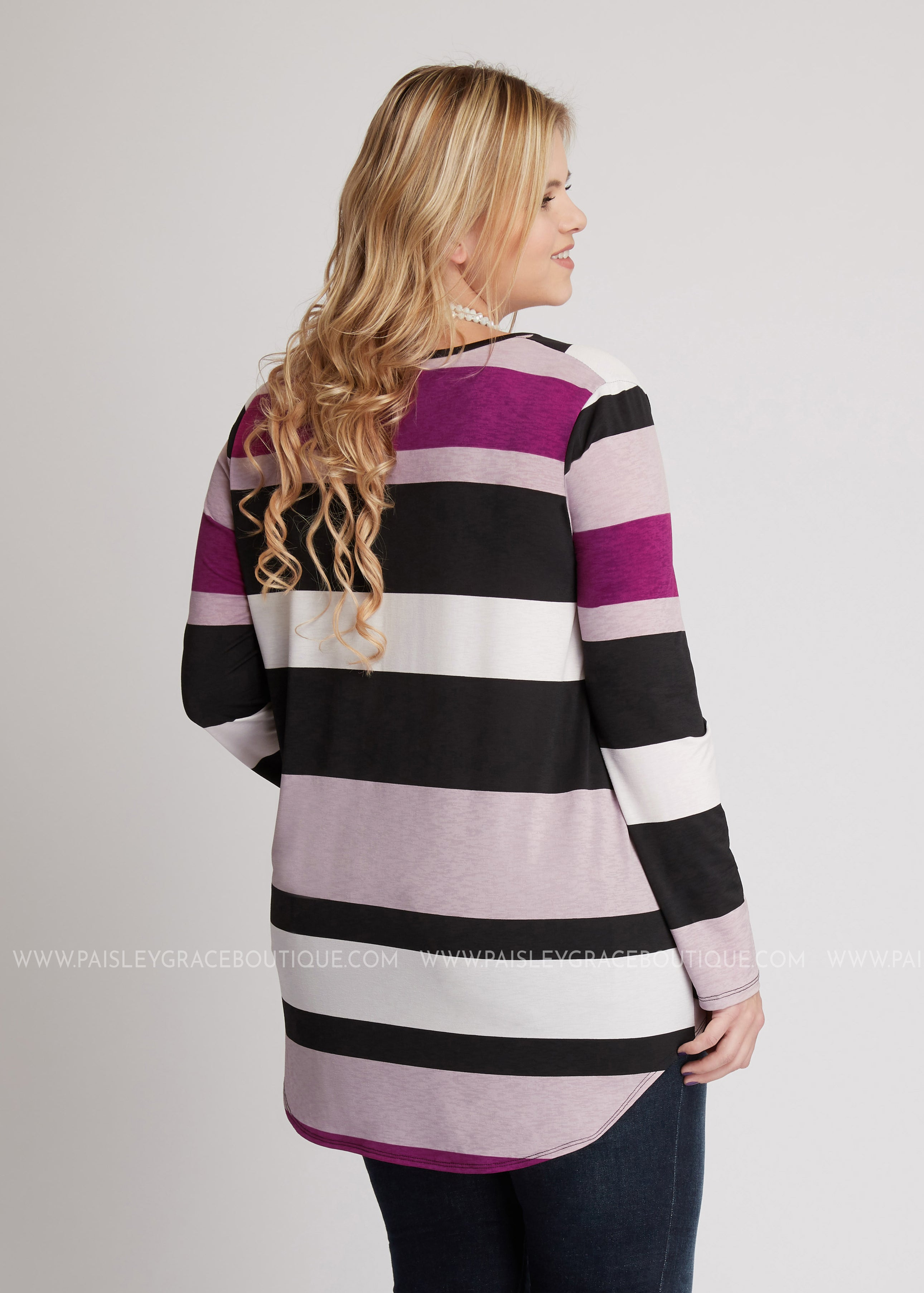 Steady Pace Knot Top - FINAL SALE