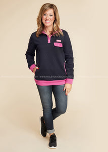 Stephanie Pullover By Simply Southern - FINAL SALE