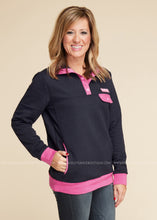 Load image into Gallery viewer, Stephanie Pullover By Simply Southern - FINAL SALE