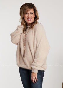 Chic Intuition Sweater - FINAL SALE
