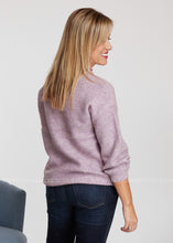 Load image into Gallery viewer, Girls Weekend Sweater - Lavender - FINAL SALE