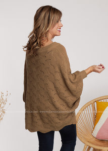 Wonderland Sweater-GINGER