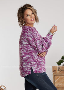 Go With It Sweater - FINAL SALE
