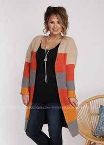 Long Awaited Cardigan - FINAL SALE
