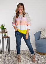 Load image into Gallery viewer, Spring Fling Sweater - FINAL SALE