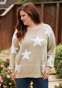 Willow Starlight Sweater