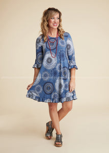 Cloud Watcher Dress
