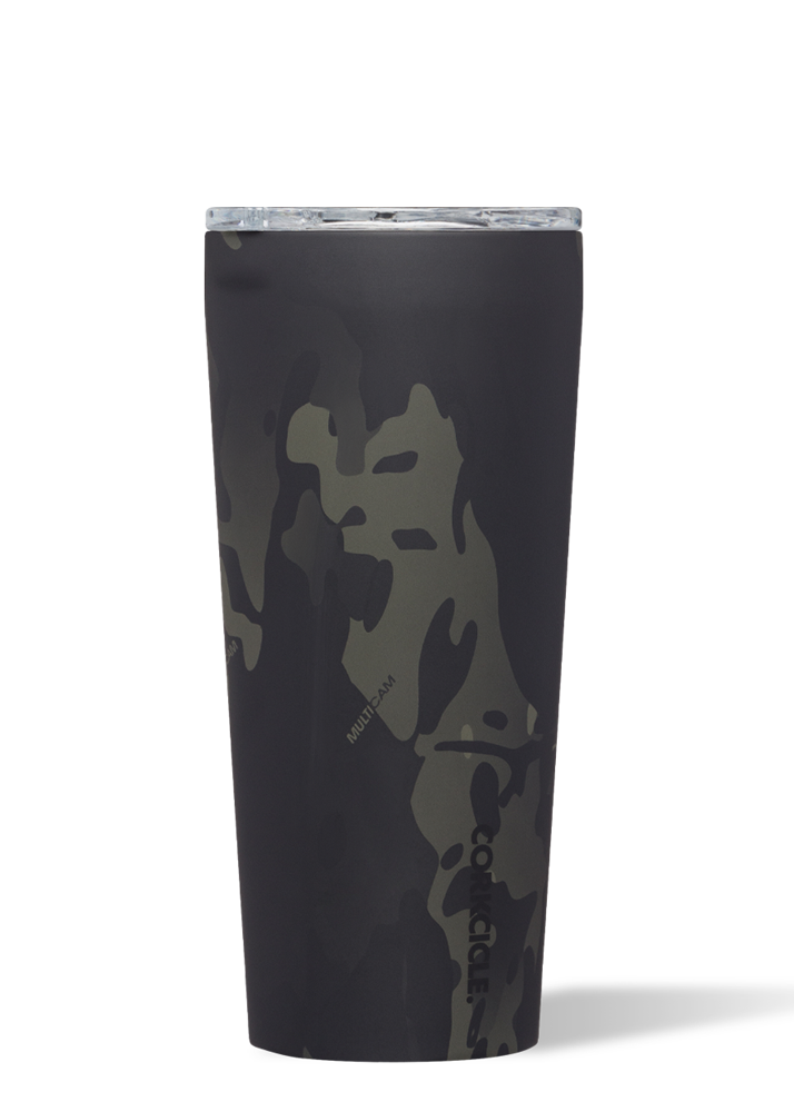MultiCam Black Camo Tumbler-24 oz. By Corkcicle