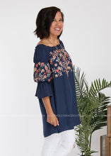 Load image into Gallery viewer, Cora Embroidered Tunic/Dress - FINAL SALE