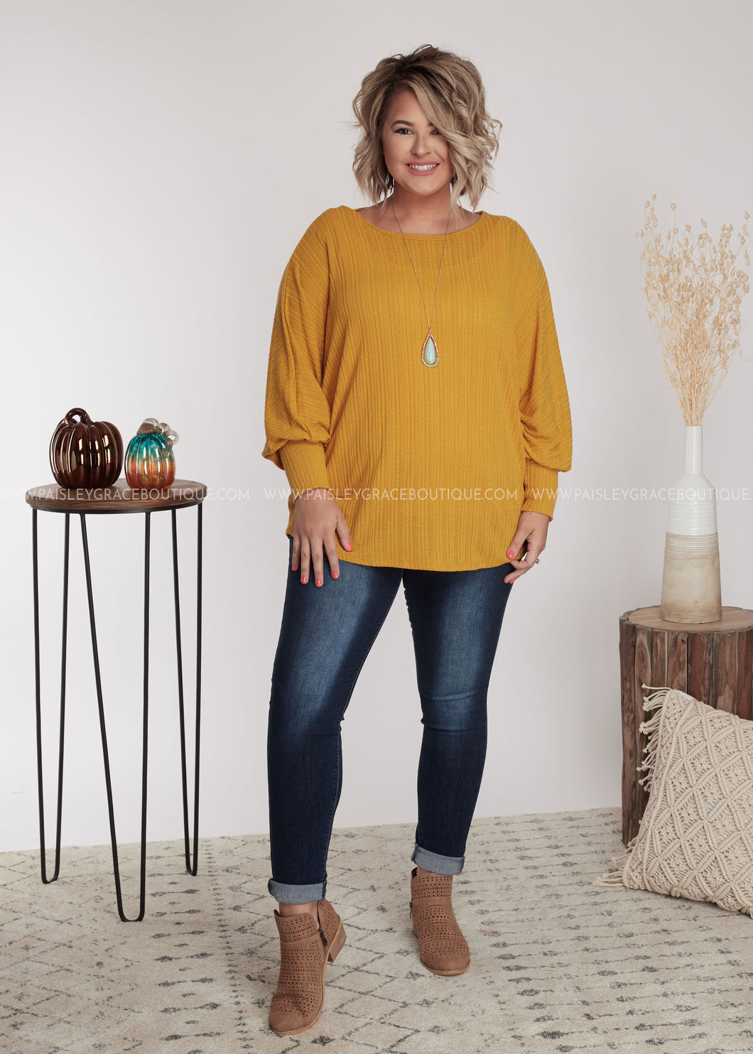 Wild Honey Top