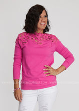 Load image into Gallery viewer, Pretty In Pink Top - FINAL SALE