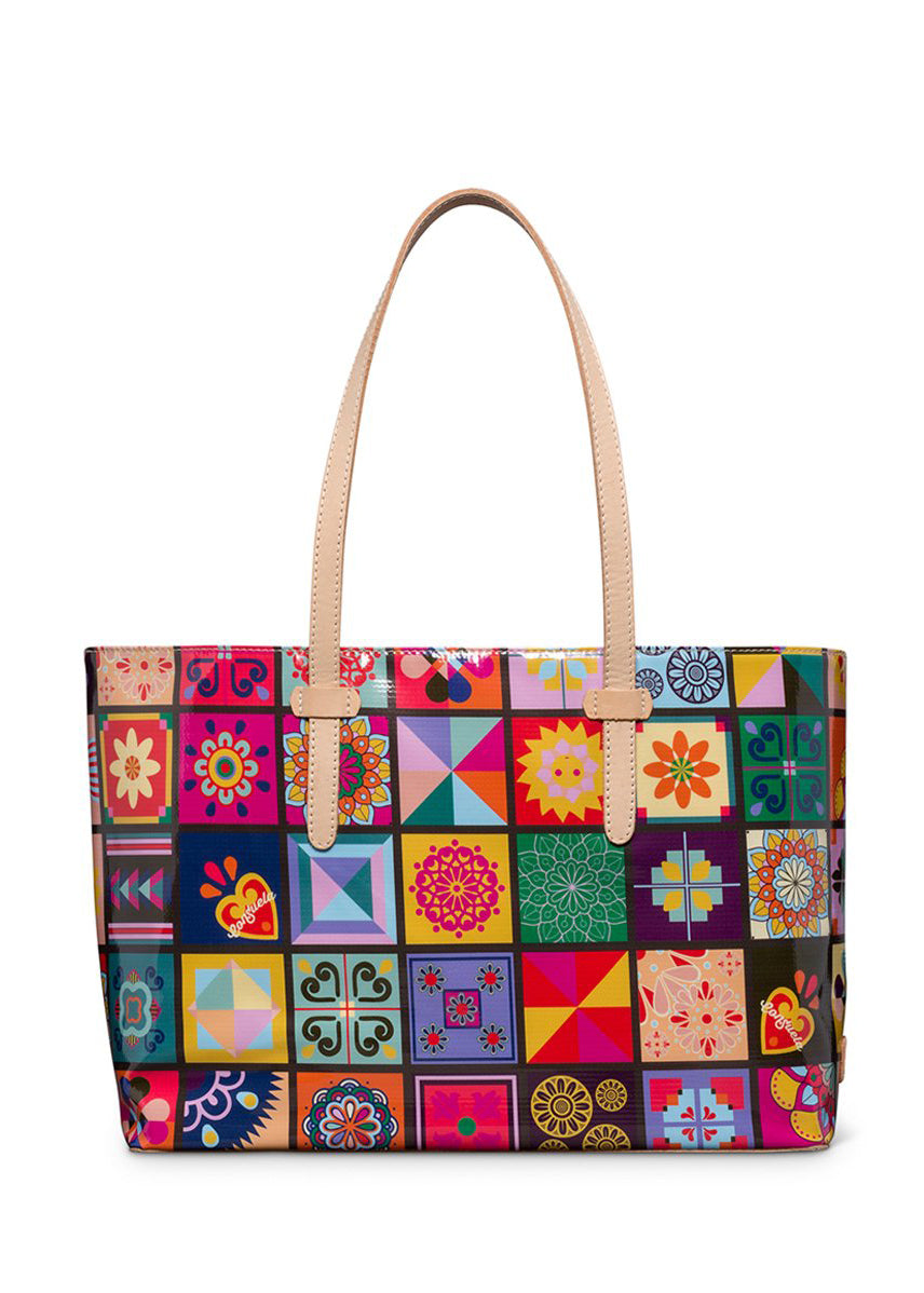 East West Tote-Allie by Consuela