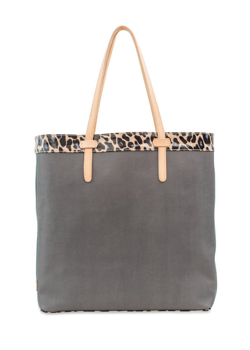 Slim Tote- Smokey By Consuela