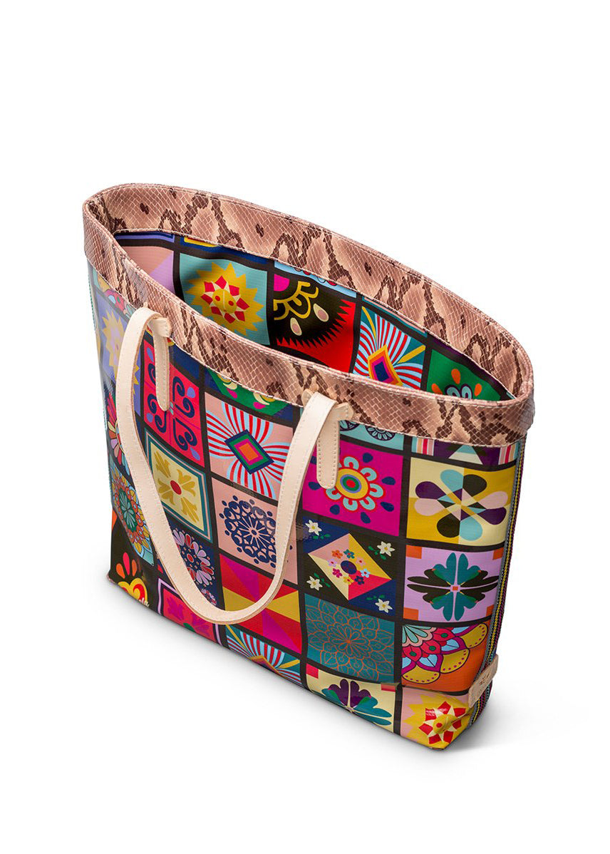 Slim Tote- Allie By Consuela