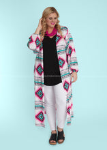 Load image into Gallery viewer, Moroccan Breeze Duster - FINAL SALE