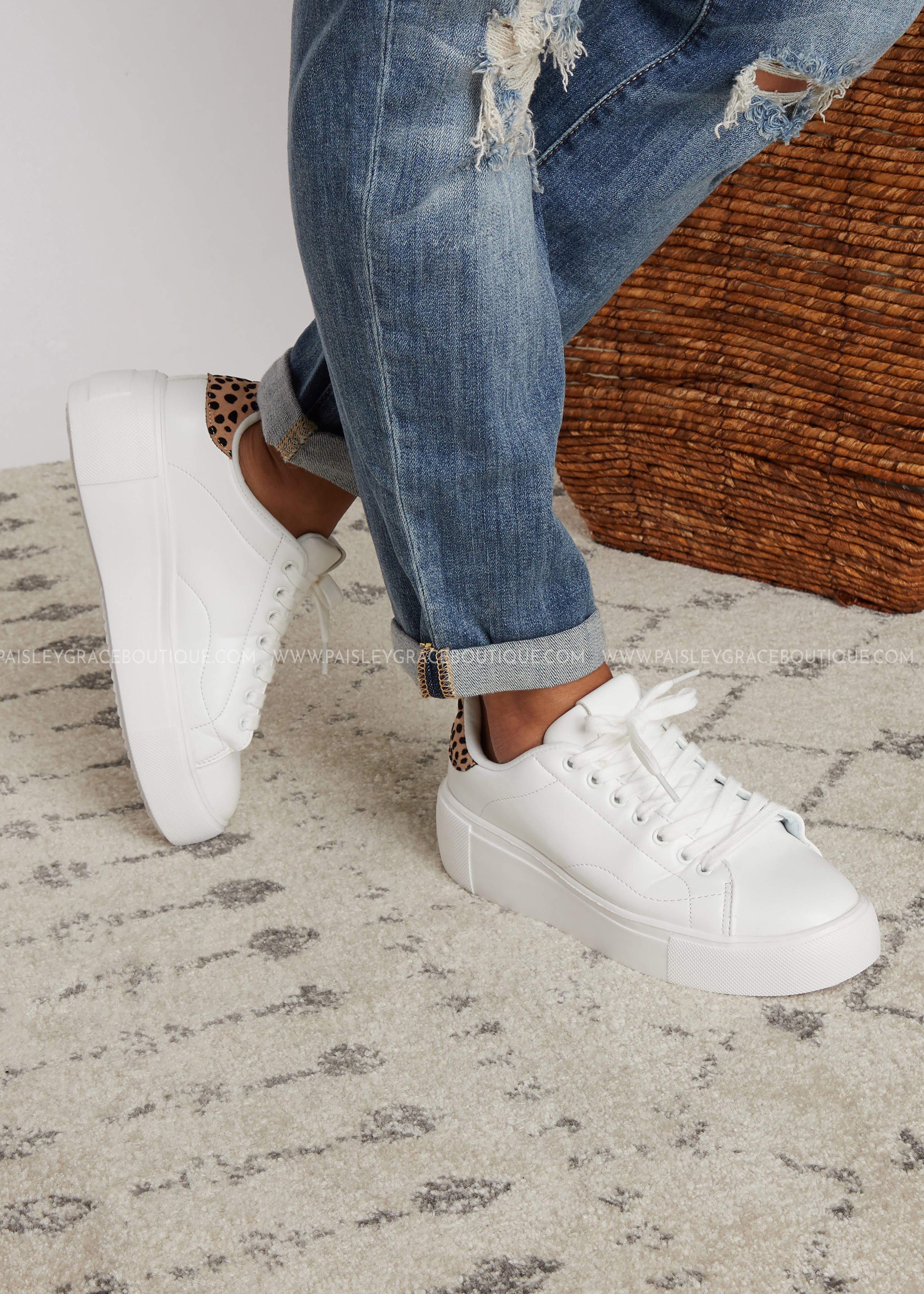 Livvy Sneaker - FINAL SALE