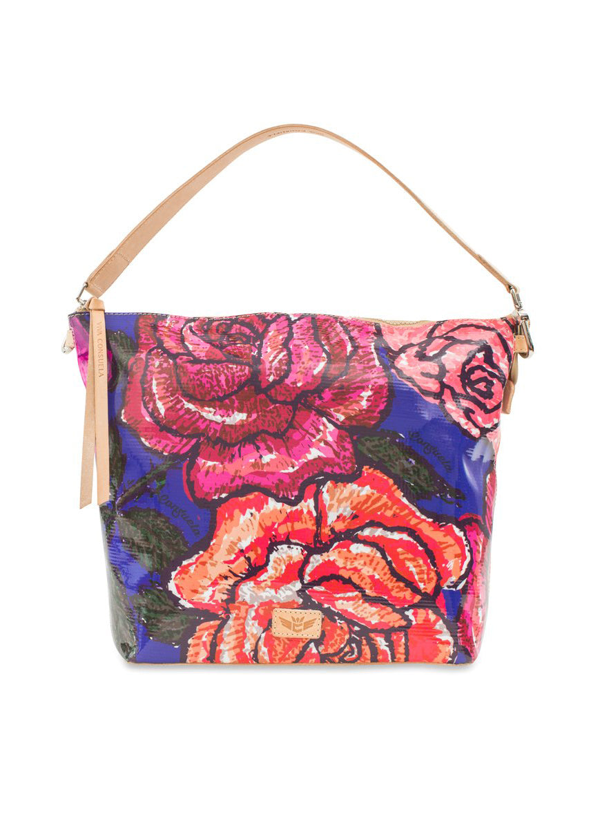 Hobo Bag- Royal Rosie By Consuela