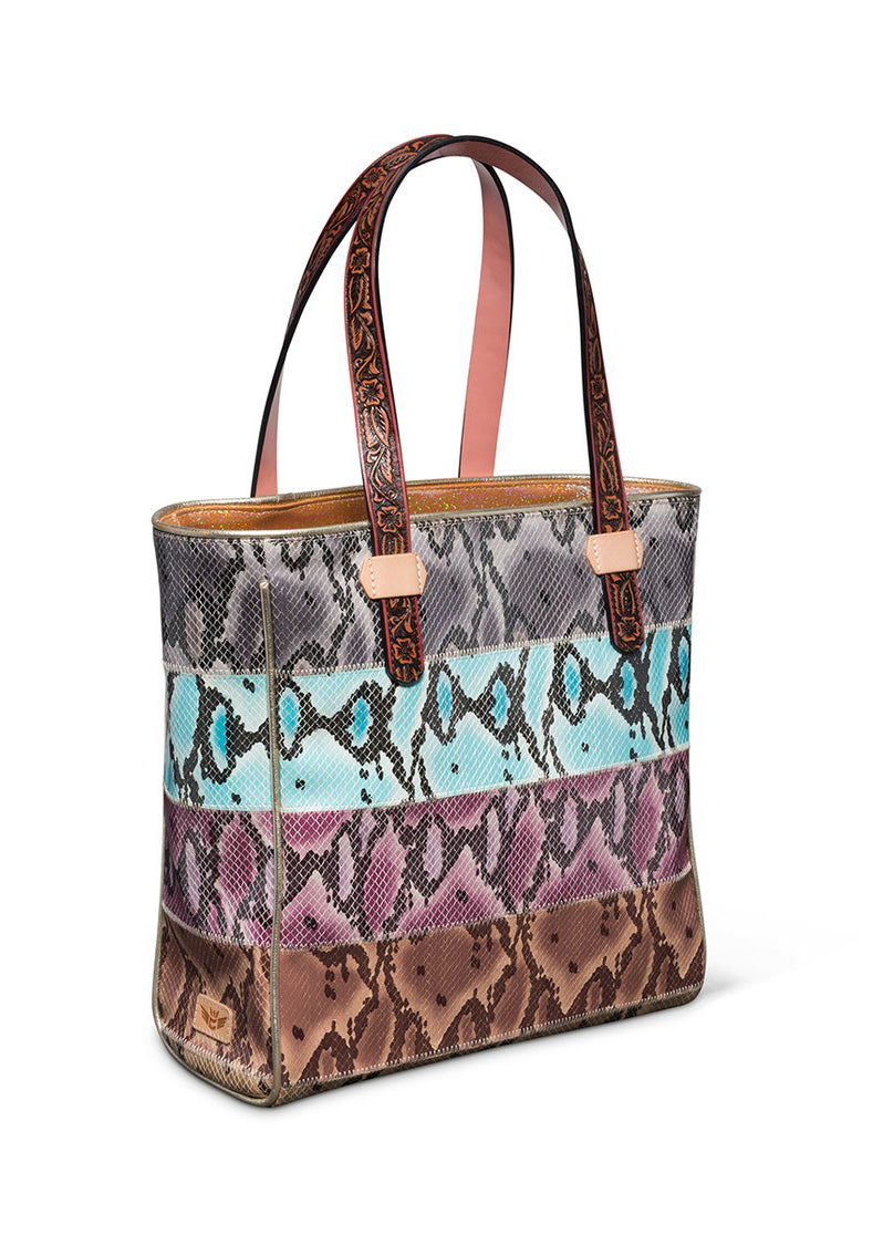 Classic Tote- Miley By Consuela