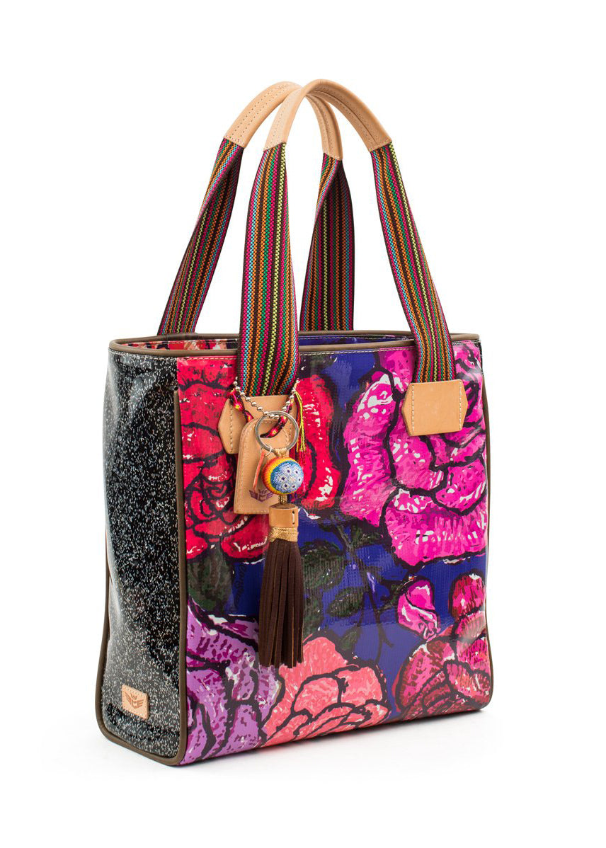 Classic Tote- Parker Rosie By Consuela