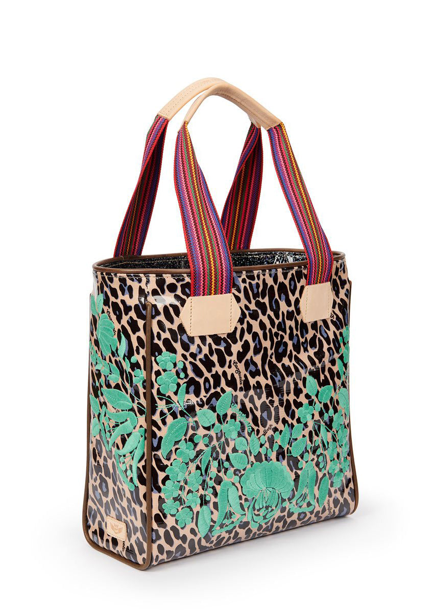 Classic Tote- Bettie By Consuela