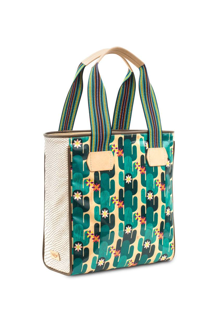 Classic Tote- Spike By Consuela