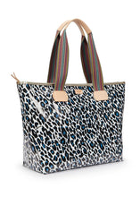 Load image into Gallery viewer, Zipper Tote- Lola By Consuela