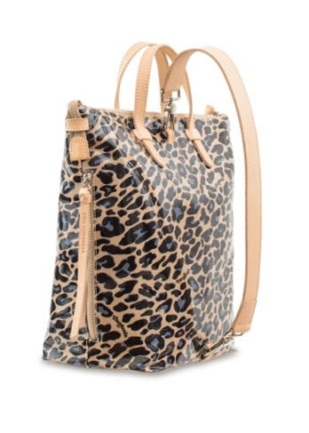 Sling Bag- Blue Jag By Consuela